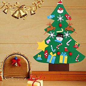 baratos Lembrancinhas & Presentes para Festas-Natal / Decoração de Casa Férias - 1 pcs