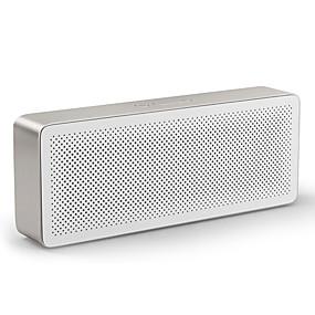 preiswerte Handy & Elektronik Ausverkauf-original xiaomi mi bluetooth lautsprecher platz box 2 stereo tragbare bluetooth 4,2 high definition klangqualität 10 h spielen musik aux