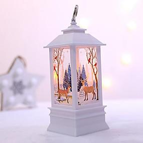 povoljno Unikatna rasvjeta-božićne ukrase za dom božićne svijeće ukrasi za božićno drvce led svjetlo xmas ukrasi za božićno drvce