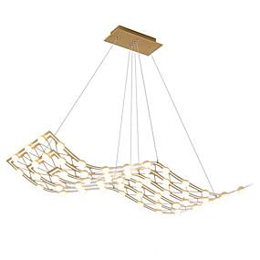 povoljno Lámpatestek-QIHengZhaoMing Lusteri Slikano završi Metal 110-120V / 220-240V