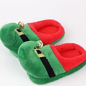 preiswerte Textilien für Zuhause-Damenhausschuhe / Herrenhausschuhe Pantoffel Freizeit Stoff Schuhe