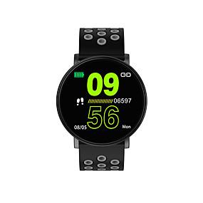 preiswerte Neu Eingetroffen-VO369C Männer Frauen Smartwatch Android iOS Bluetooth Wasserfest Touchscreen Herzschlagmonitor Blutdruck Messung Sport Schrittzähler Anruferinnerung AktivitätenTracker Schlaf-Tracker Sedentary