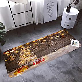 preiswerte Accessoires für das Bad-1pc Klassisch / Modern Badewannematten Korallen-Velvet Kreativ 5mm Bad Rutschfest / Neues Design