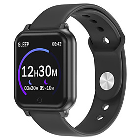 cheap Smart Watches-T70 Unisex Smartwatch Bluetooth Water Resistant / Waterproof Heart Rate Monitor Bluetooth Smart Calendar / date / day Sleep Tracker Heart Rate Monitor Sedentary Reminder Alarm Clock Blood Pressure