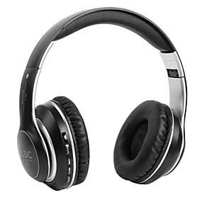 levne Hraní her-LITBest VJ033 Sluchátka přes ucho Bezdrátová Hraní her Bluetooth 5.0 Potlačení hluku Stereo Dvojité ovladače