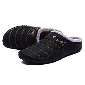 preiswerte Textilien für Zuhause-Herrenhausschuhe Pantoffel Freizeit Frottee Schuhe