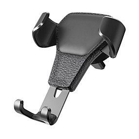 cheap Phone Mounts & Holders-Car Mount Stand Holder Air Outlet Grille Buckle Type / Gravity Type / Adjustable Rubber / Metal Holder