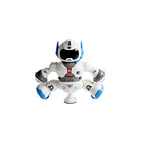 preiswerte Weltraumspielsachen-Raumspielzeug Singen Tanzen Plastikschale Kinder Junior Alles Spielzeuge Geschenk 1 pcs