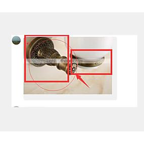 preiswerte Badehandtuch Set-Gehobene Qualität Badehandtuch Set, Gestreift Leinen / Baumwolle Bad 1 pcs