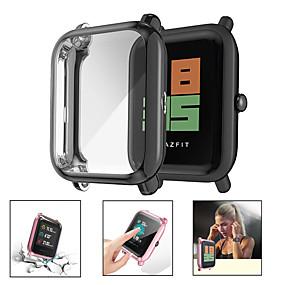 preiswerte Smartwatch-Fall-weicher Überzug tpu schützender freier Uhrkasten für huami amazfit Bipjugendfall-Abdeckungsoberteilschirmschutz