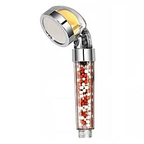 preiswerte Christmas-Handbrause Vitamin C ionischer Hochdruck-Regenbrausefilter mit Schlauchhartwasserenthärter-Showheadfiltern