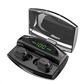 preiswerte Computer & Büro-litbest lxxg20 tws drahtloser Kopfhörer bluetooth Kopfhörer-Energieanzeige Minisport 8d schnurloser Stereoohrhörer-Kopfhörer