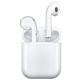 levne Hraní her-i9s tws sluchátka bezdrátová bluetooth 5.0 sluchátka mini mini sluchátka s mikrofonem nabíječka sportovní sluchátka pro chytrý telefon
