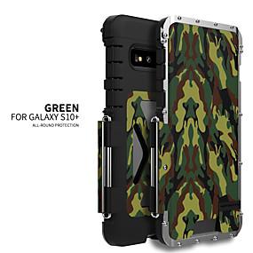 povoljno Maske za mobitele-Θήκη Za Samsung Galaxy S9 / S9 Plus / S8 Plus Otporno na trešnju Stražnja maska Jednobojni Tikovina