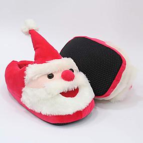 preiswerte Textilien für Zuhause-Damenhausschuhe / Mädchenhausschuhe Pantoffel Freizeit PP (Polypropylen) Einheitliche Farbe Schuhe
