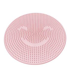 levne Podložky a koberečky-silikonová vana masážní polštář na polštář pro líné mytí nohou čistá mrtvá kůže koupelna artefakt zadní polštář sprchová noha