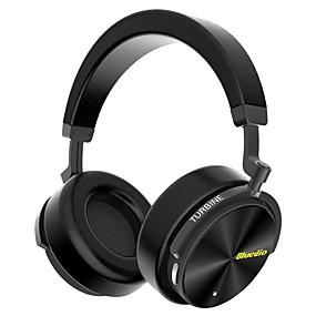levne Hraní her-bluedio t5 hifi aktivní sluchátka s potlačením šumu bezdrátová sluchátka Bluetooth přes ucho s mikrofonem pro telefony& hudba