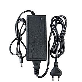 preiswerte LED Treiber-12v dc 5a universal netzteil versorgung ladegerät adapter eu uns für led lichtleisten