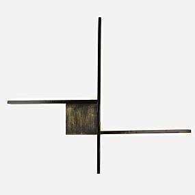povoljno Ugradnju Zidne svjetiljke-HEDUO Zaštita očiju / New Design Moderna / Nordijski stil Outdoor / Magazien / Cafenele Wood / Bamboo zidna svjetiljka 110-120V / 220-240V 7 W