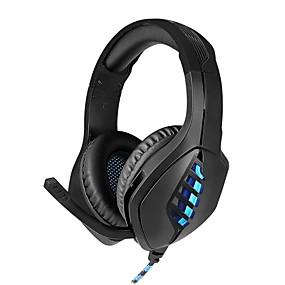 levne Hraní her-LITBest J1 Herní sluchátka Kabel Hraní her Stereo Dvojité ovladače s mikrofonem