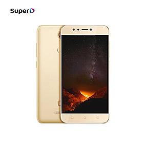 "preiswerte Smartphones-SuperD D1 5.5 Zoll "" 4G Smartphone ( 3GB + 32GB 13 mp MediaTek MT6750T 3000 mAh mAh )"
