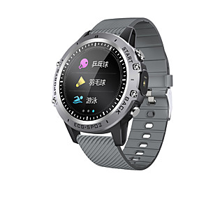 hesapli Yeni Gelenler-Kupeng p8 erkekler kadınlar smartwatch android ios bluetooth su geçirmez dokunmatik ekran nabız kan basıncı ölçümü spor ekg + ppg kronometre kronometre pedometre çağrı hatırlatma