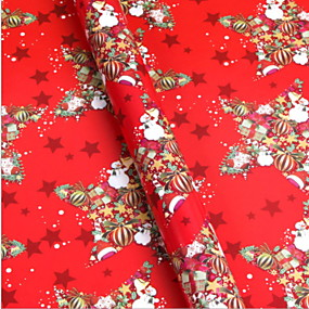 cheap Gift&Stationery-1 pc Christmas Wrapping Paper