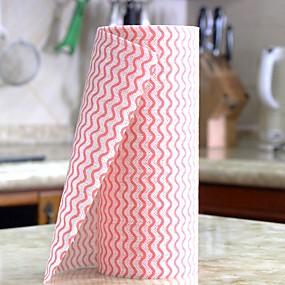 preiswerte Küchen Reinigungsbedarf-Küche Reinigungsmittel Vliesstoff Reiniger Formschluss 1pc