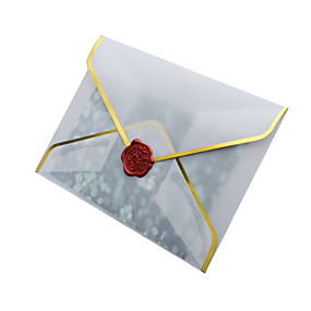 رخيصةأون الهدايا & القرطاسية-بطاقة ورقة هدية 1 pcs