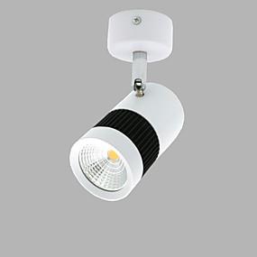 preiswerte LED-Systemleuchten-led helles licht 5 watt bekleidungsgeschäft hotel schlafzimmer bett hintergrund wandleuchte pfeiler deckenleuchte shop halle scheinwerfer