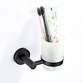preiswerte Zahnbürstenhalter-Handtuchhalter neues Design modernes Messing 1pc - Bad / Hotel Bad 1-Handtuchhalter an der Wand montiert