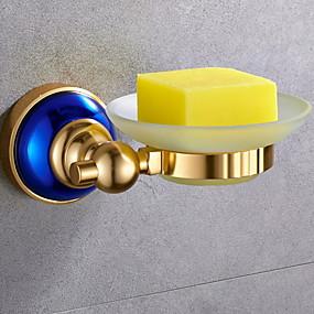 preiswerte Seifenablage-Seifenschalen & Halter Kreativ / Multifunktion Moderne Aluminium 1pc Wandmontage