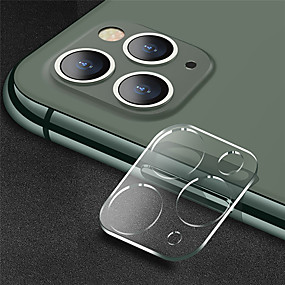 cheap iPhone Screen Protectors-Camera Lens Protector for Apple iPhone 11 / 11 Pro/ 11 Pro Max Tempered Glass High Definition (HD)