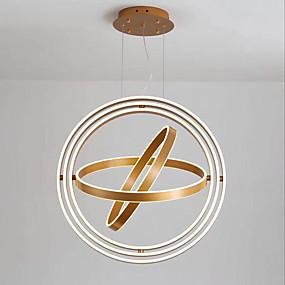 povoljno Viseća rasvjeta-QIHengZhaoMing 5-Light Privjesak Svjetla Metal 110-120V / 220-240V