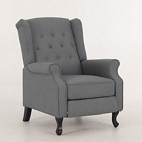 billige Møbler-Amerikansk stil Accent Stoler Stue Tøy