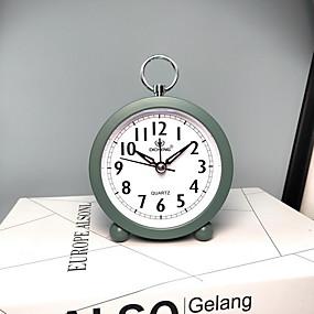 preiswerte Wecker-Wecker analog - digital Edelstahl Automatik 1 Stk