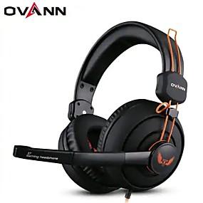 levne Hraní her-LITBest X7 Herní sluchátka Kabel Hraní her Stereo s mikrofonem S ovládáním hlasitosti