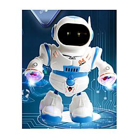preiswerte Weltraumspielsachen-Raumspielzeug Menschen Singen Tanzen Plastikschale Kinder Junior Alles Spielzeuge Geschenk 1 pcs