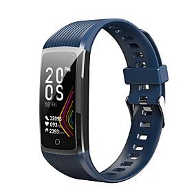 billige Nyheter-r12 smart armbånd klokke hjerterytme blodtrykk trening trinn Bluetooth vanntett