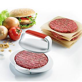 preiswerte Küche & Utensilien-patty press form hamburgerform diy burger hersteller druckpresse burger machen burger werkzeuge