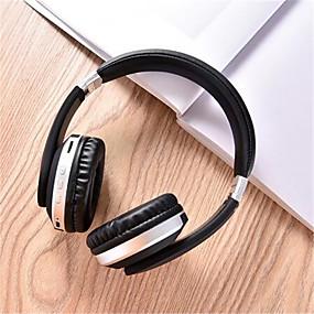 levne Hraní her-Bezdrátová sluchátka mh7 bluetooth sluchátka skládací stereofonní herní sluchátka s mikrofonem podporující kartu tf pro mobilní telefon ipad