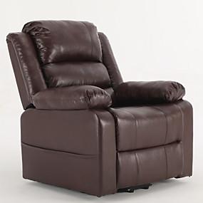 billige Møbler-Amerikansk stil Accent Stoler Stue PU