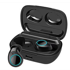 preiswerte Computer & Büro-LITBest K1 TWS True Wireless Headphone Kabellos Sport & Fitness Bluetooth 5.0 Stereo Dual Drivers Mit Mikrofon