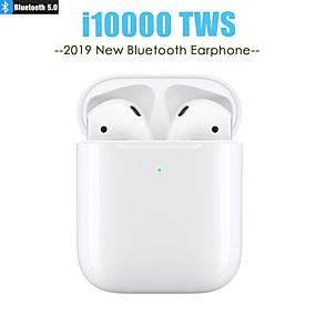 preiswerte Computer & Büro-LITBest i10000 TWS True Wireless Headphone Kabellos EARBUD Bluetooth 5.0 Stereo Mit Mikrofon Mit Lautstärkeregelung