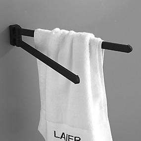 preiswerte Handtuchhalter-Handtuchhalter Neues Design / Cool Modern Edelstahl 1pc Doppelbett(200 x 200) Wandmontage