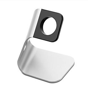 preiswerte Smartwatch Halterungen und Halter-Apple Watch Neues Design Aluminium Bett / Tisch