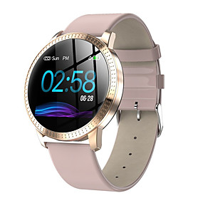cheap Smart Watches-CF18 Unisex Smartwatch Bluetooth Waterproof Heart Rate Monitor Blood Pressure Measurement Distance Tracking Information Pedometer Call Reminder Activity Tracker Sleep Tracker Sedentary Reminder