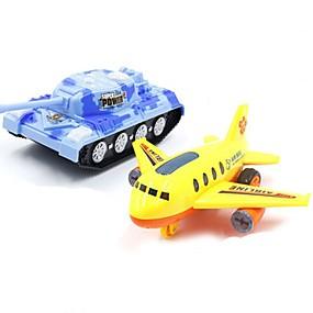 preiswerte Spielzeugflugzeuge-Spielzeug-Flieger Flugzeug Plastikschale Unisex Kinder Geschenk 1 pcs