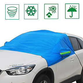 cheap Car Covers-IZTOR Premium Windshield Snow Cover Snow Ice Frost Guard Covers Wipers Windshield Windows and Mirrors Sizes for All Vehicles