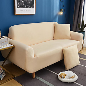 cheap Slipcovers-2019 New Stylish Simplicity Print Sofa Cover Stretch Couch Slipcover Super Soft Fabric Retro Hot Sale Couch Cover